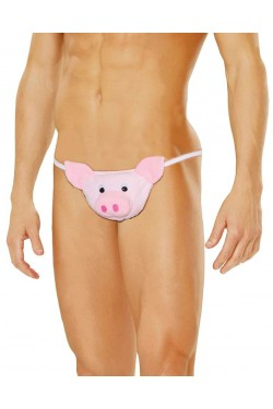 Mens Pig Pouch Stripper Plus Clubwear Stripper Clothes, Exotic Dancewear, Sexy Club Wear, Extreme Platform Shoes