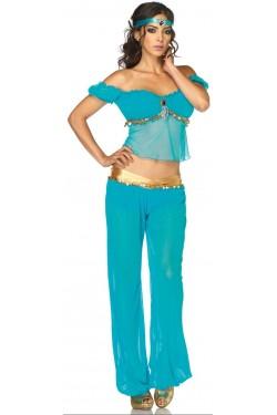 Arabian Beauty Womens Costume Stripper Plus Clubwear Stripper Clothes, Exotic Dancewear, Sexy Club Wear, Extreme Platform Shoes