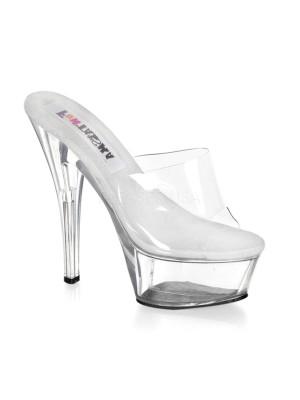 Womens Clogs, Open Back Slides & Mules Stripper Plus Clubwear Stripper Clothes, Exotic Dancewear, Sexy Club Wear, Extreme Platform Shoes