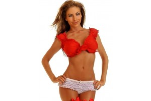 Womens Tops & Blouses Stripper Plus Clubwear Stripper Clothes, High Heels, Dance Costumes, Sexy Club Wear