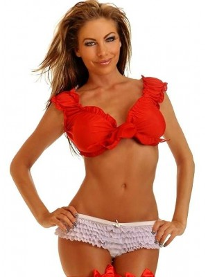 Womens Tops & Blouses Stripper Plus Clubwear Stripper Clothes, Exotic Dancewear, Sexy Club Wear, Extreme Platform Shoes