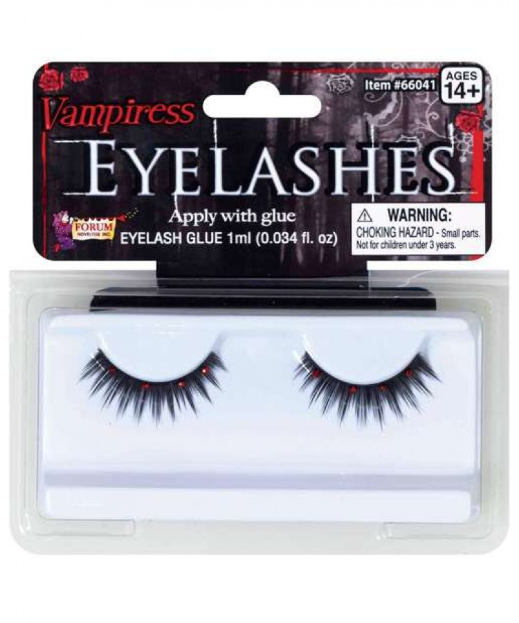 Vampiress Eyelashes