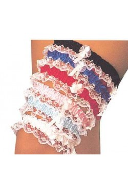 Assorted Leg Garters with Lace Stripper Plus Clubwear Stripper Clothes, Exotic Dancewear, Sexy Club Wear, Extreme Platform Shoes