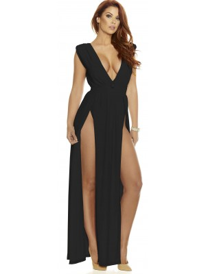 Gowns and Maxi Dresses Stripper Plus Clubwear Stripper Clothes, Exotic Dancewear, Sexy Club Wear, Extreme Platform Shoes