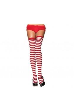 Stripped Thigh High Stockings 3 Pack Stripper Plus Clubwear Stripper Clothes, Exotic Dancewear, Sexy Club Wear, Extreme Platform Shoes