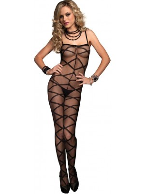 Suspender & Body Stockings Stripper Plus Clubwear Stripper Clothes, Exotic Dancewear, Sexy Club Wear, Extreme Platform Shoes