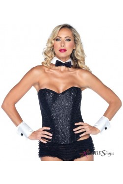 Tuxedo Costume Kit Stripper Plus Clubwear Stripper Clothes, Exotic Dancewear, Sexy Club Wear, Extreme Platform Shoes