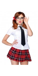 Private School Sweetie Costume