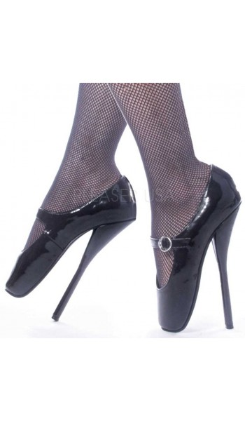 Ballet Extreme Black Mary Jane Shoe at Stripper Plus Clubwear, Stripper Clothes, Exotic Dancewear, Sexy Club Wear, Extreme Platform Shoes