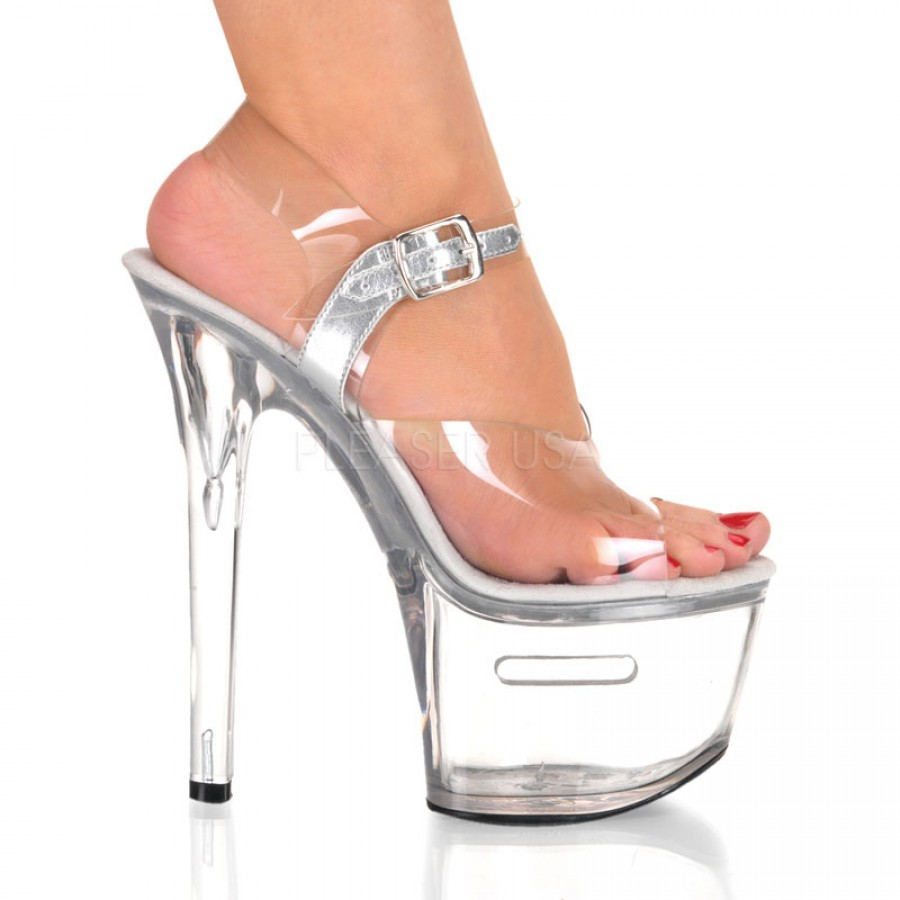 Plateform stripper shoes