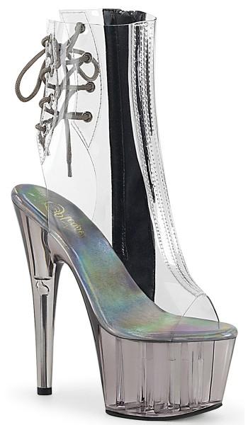 Smokey Platform Adore Ankle Boot at Stripper Plus Clubwear, Stripper Clothes, Exotic Dancewear, Sexy Club Wear, Extreme Platform Shoes