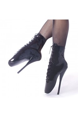 Ballet Lace Up Extreme Granny Boots Stripper Plus Clubwear Stripper Clothes, Exotic Dancewear, Sexy Club Wear, Extreme Platform Shoes